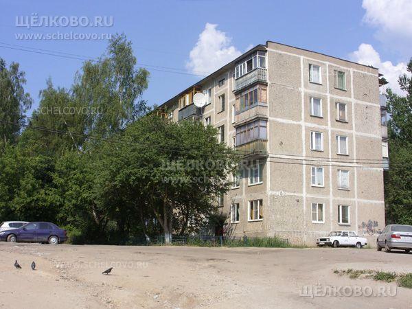 Фото г. Щелково, ул. Космодемьянская, дом 15/2 - Щелково.ru