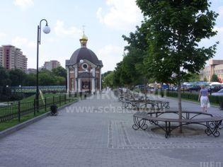 Щелково, набережная Серафима Саровского, 1 (храм)