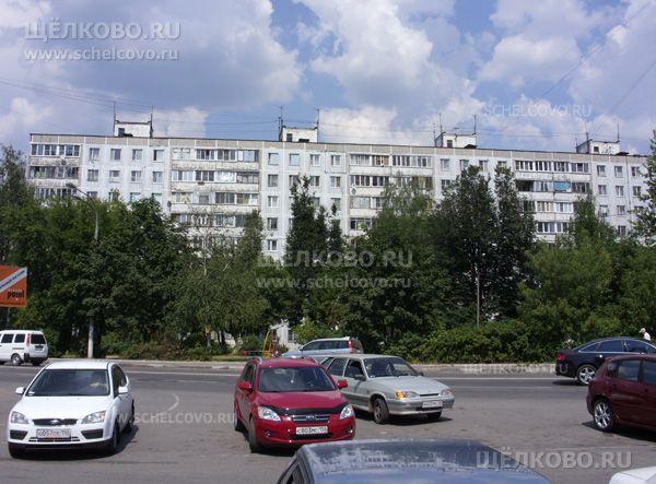 Фото г. Щелково, ул. Талсинская, дом 4 - Щелково.ru