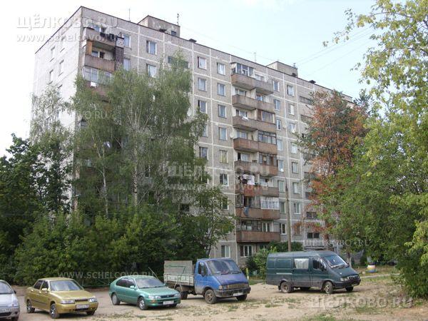 Фото г. Щелково, ул. Талсинская, дом 18 (расположен между улицами Комсомольская и Фрунзе) - Щелково.ru