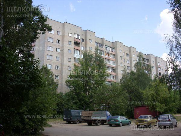 Фото г. Щелково, ул. Талсинская, дом 20 (расположен на улице Комсомольская) - Щелково.ru