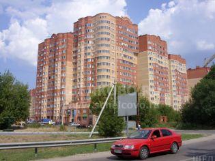 Город Щелково. Улица Талсинская в 2010 году