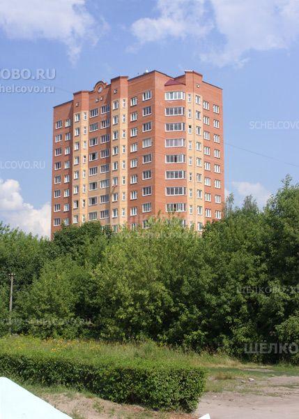 Фото г. Щелково, ул. Талсинская, дом 26 (расположен на улице Фрунзе) - Щелково.ru