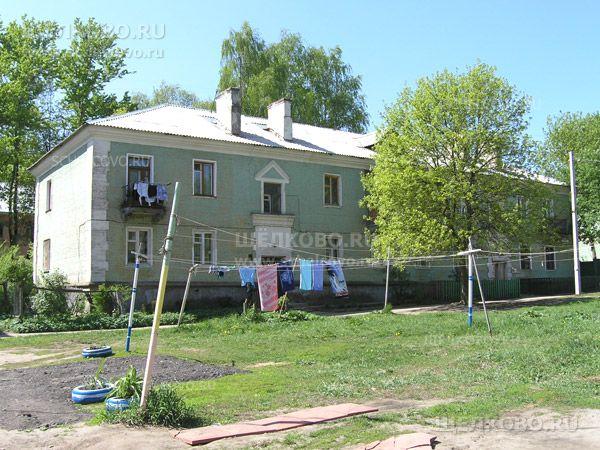 Фото г. Щелково, ул. Кооперативная, дом 23 (вид со двора) - Щелково.ru