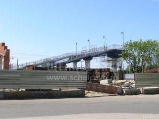 Адрес Щелково, ул. Первомайская, ж/дстанция «Воронок» - 8 мая 2008 г.