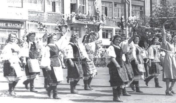 Фото фестиваль на площади Ленина в Щелково - Щелково.ru
