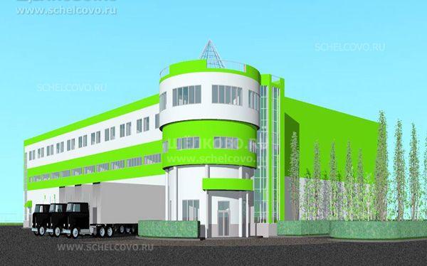 Фото проект склада временного хранения «Оферта XXI» (г. Щелково, ул.Буровая, д. 3; расположен в конце улицы 3-я Линия) - Щелково.ru