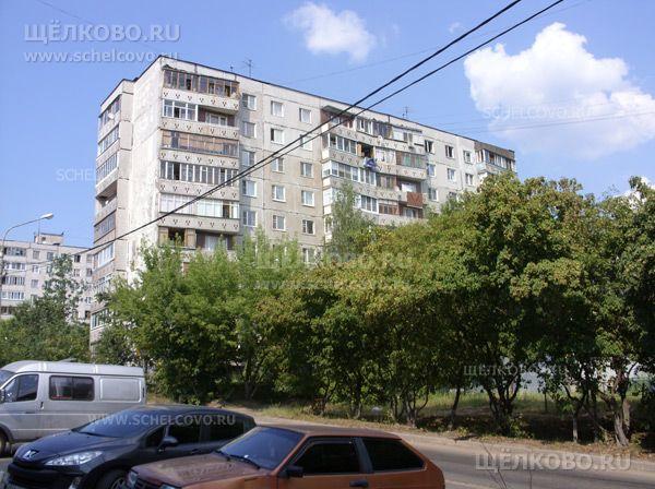 Фото г. Щелково, ул. Космодемьянская, дом 6 - Щелково.ru