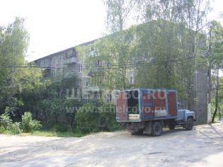 Щелково, ул. Космодемьянская, 13 - 16 июля 2010 г.