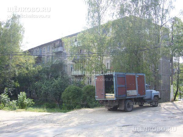 Фото г. Щелково, ул. Космодемьянская, дом 13 - Щелково.ru