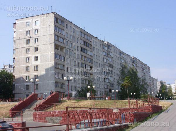 Фото г. Щелково, Пролетарский проспект, дом 17 - Щелково.ru