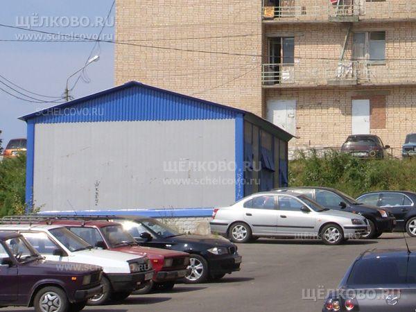 Фото трансформаторная подстанция около дома № 5б по улице Сиреневая г. Щелково - Щелково.ru