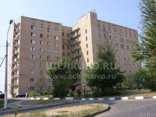 Адрес Щелково, ул. Сиреневая, 5 - 16 июля 2010 г.