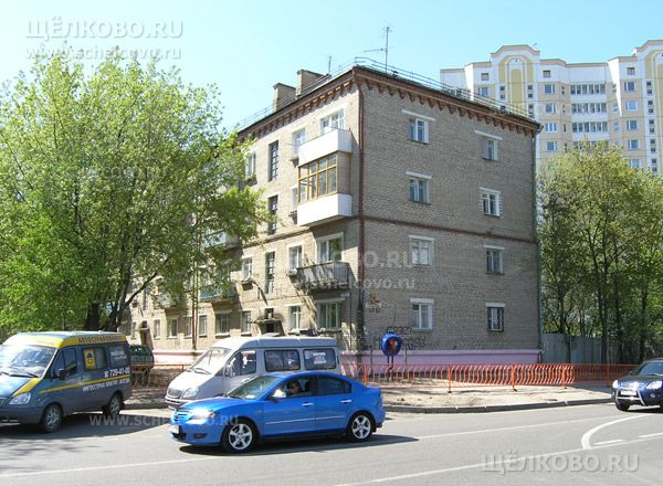 Фото г. Щелково, ул. Центральная, дом 90 - Щелково.ru