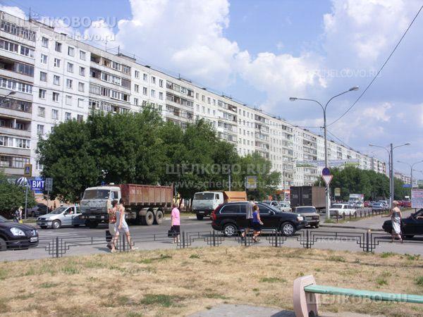 Фото дом № 2 по улице Талсинская г. Щелково - Щелково.ru