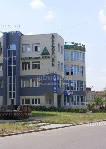 Фото здание спортклуба в Щелково (ул.Талсинская, д. 9) - Щелково.ru