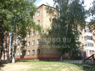 Щелково, ул. Талсинская, 13 - 16 июля 2010 г.