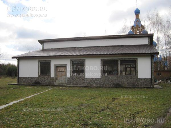 Фото отделочные работы в новом здании ресторана в Звёздном городке - Щелково.ru