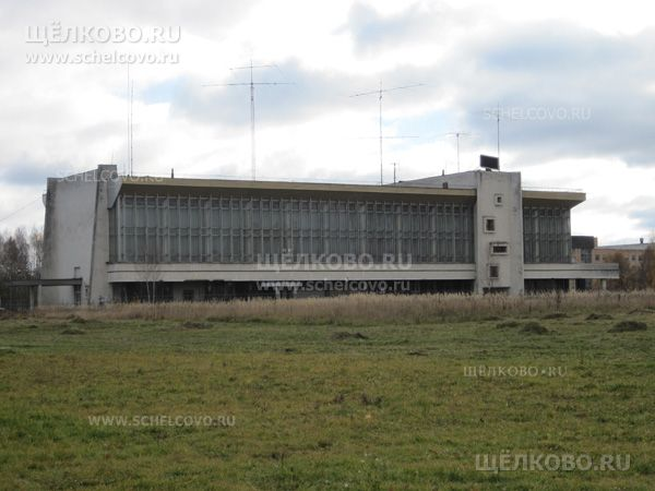 Фото спортивный комплекс в Звёздном городке - Щелково.ru
