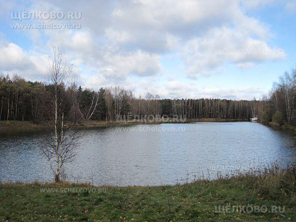 Фото озеро в Звёздном городке - Щелково.ru