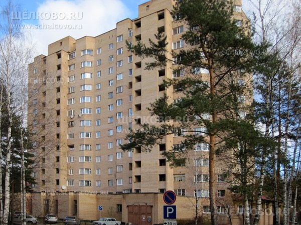Фото Звёздный городок, дом 47 - Щелково.ru