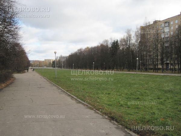 Фото центральная аллея Звездного городка - Щелково.ru