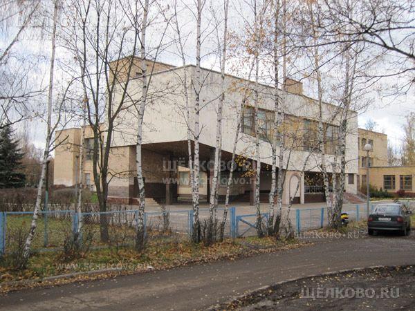 Фото Звёздный городок, средняя школа имениВ.М.Комарова - Щелково.ru