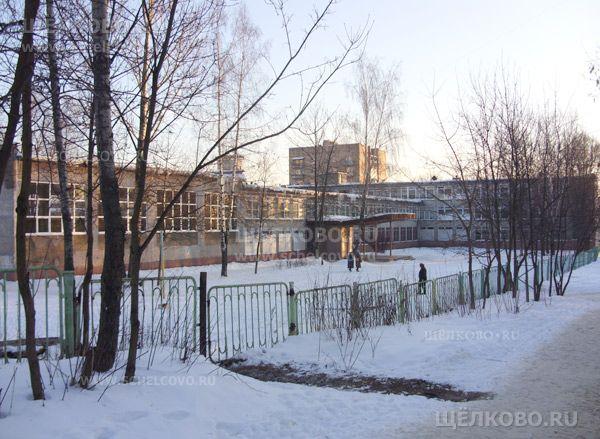 Фото средняя школа № 3 г. Щелково (ул.Комсомольская, д. 5а) - Щелково.ru