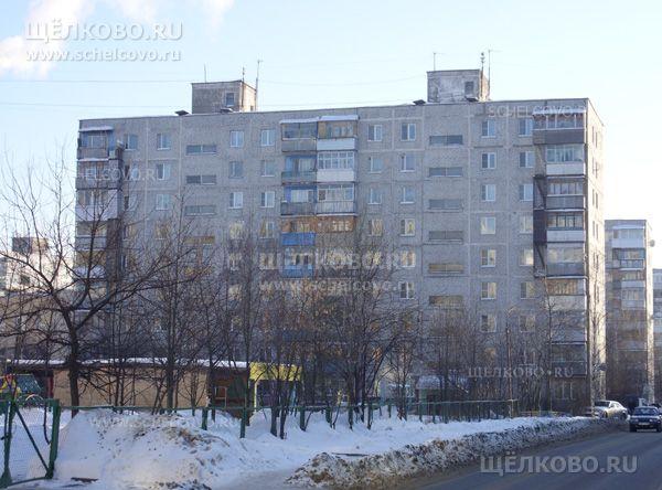 Фото г. Щелково, ул. Космодемьянская, дом 12 - Щелково.ru