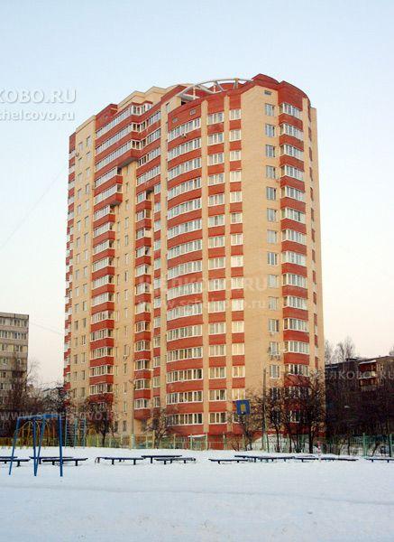 Фото г. Щелково, ул. Космодемьянская, дом 17/4 - Щелково.ru