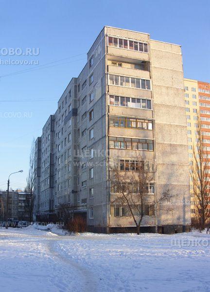 Фото г. Щелково, ул. Космодемьянская, дом 19 - Щелково.ru