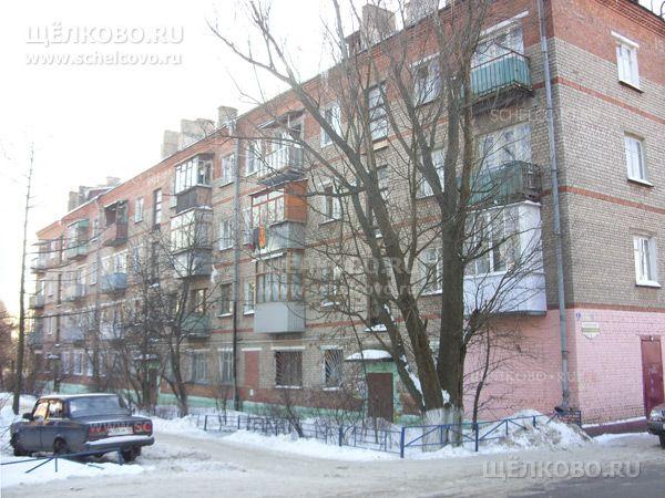 Фото г. Щелково, ул. Полевая, дом 2 - Щелково.ru