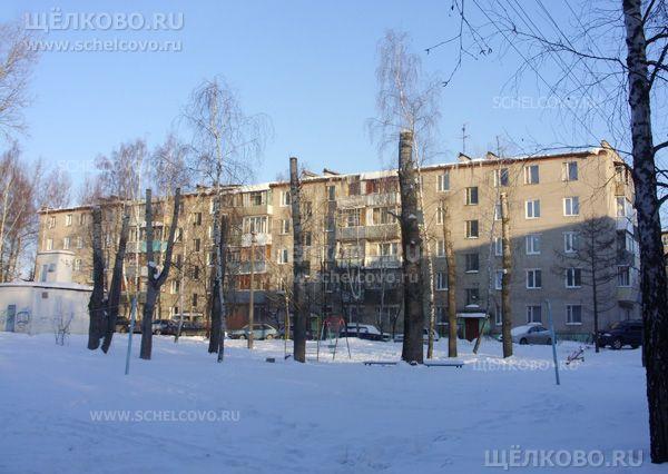 Фото г. Щелково, ул. Полевая, дом 6а - Щелково.ru