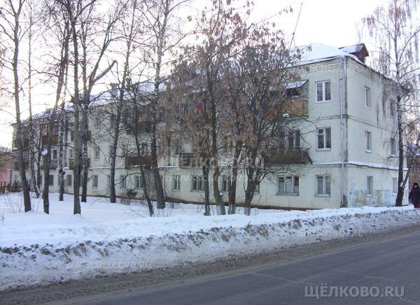 Фото г. Щелково, ул. Полевая, дом 8 - Щелково.ru