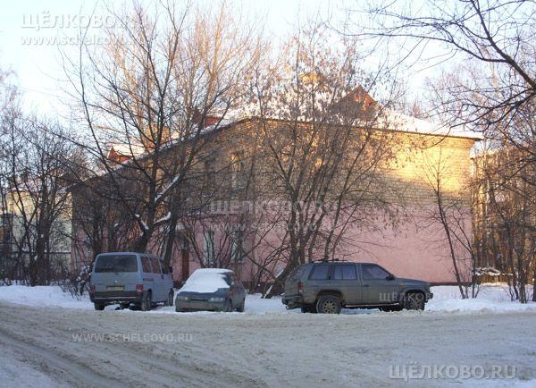 Фото г. Щелково, ул. Полевая, дом 8а - Щелково.ru