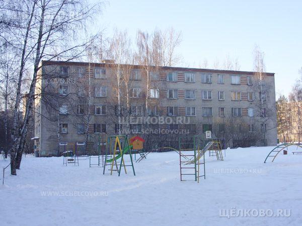 Фото общежитие г. Щелково (ул. Полевая, дом 12б) - Щелково.ru