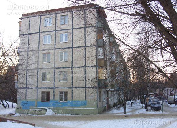 Фото г. Щелково, ул. Сиреневая, дом 6 - Щелково.ru