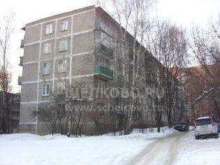 Щелково, ул. Сиреневая, 8 - 9 февраля 2010 г.
