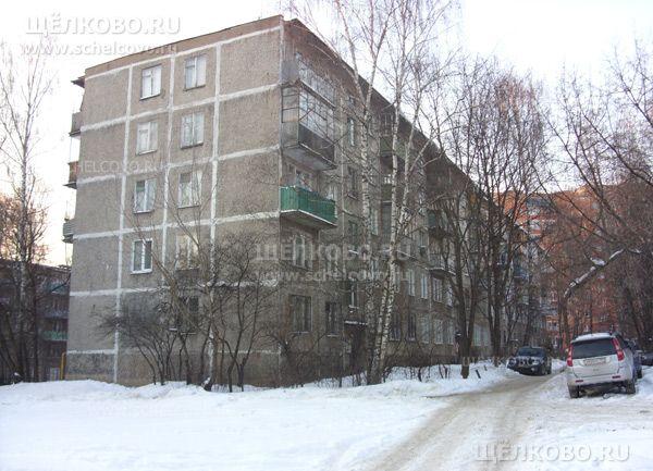 Фото г. Щелково, ул. Сиреневая, дом 8 - Щелково.ru
