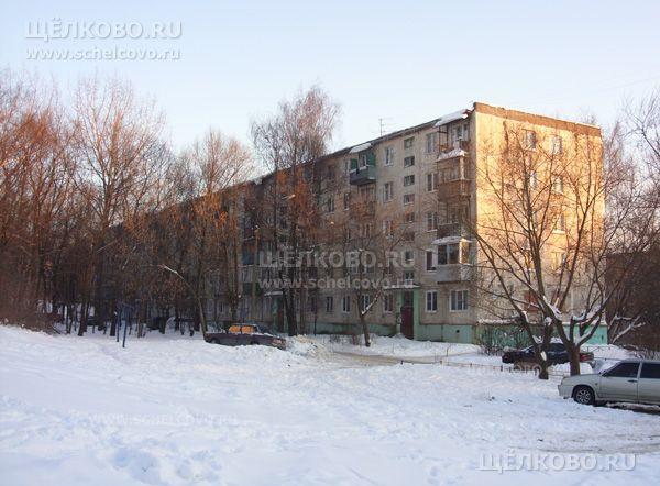 Фото г. Щелково, ул. Сиреневая, дом 10 - Щелково.ru