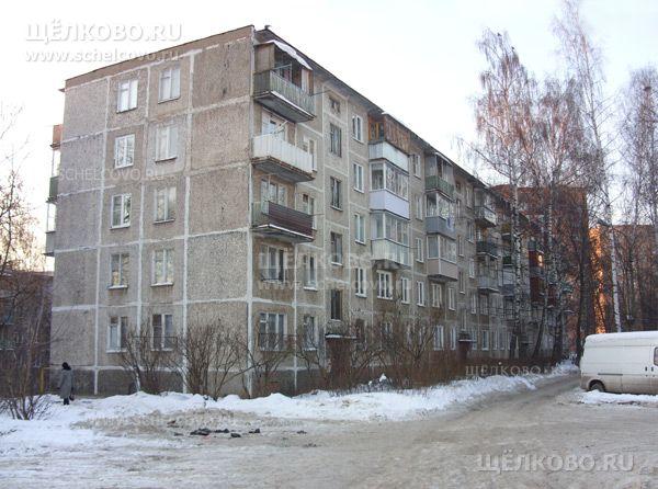 Фото г. Щелково, ул. Сиреневая, дом 12 - Щелково.ru