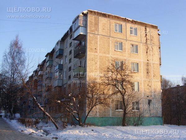 Фото г. Щелково, ул. Сиреневая, дом 14 - Щелково.ru