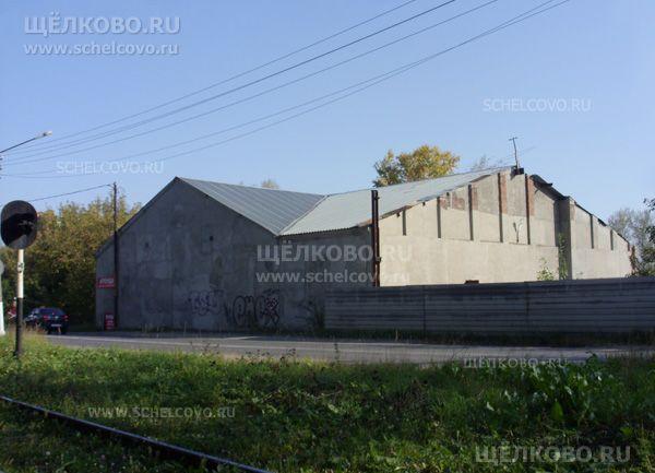 Фото складское здание на улицеФабричная в Щелково - Щелково.ru