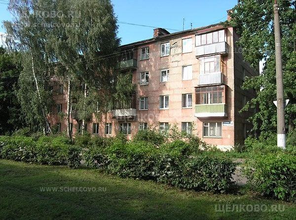 Фото г. Щелково, ул. Парковая, дом 20 - Щелково.ru