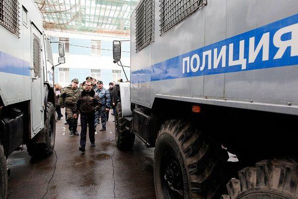 Фото Президент России Д. Медведев (во время посещения базы ОМОН «Зубр» в Щелково-7) - Щелково.ru