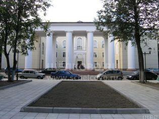 Адрес Щелково, ул. Пушкина, 22 (ДК) - 1 сентября 2008 г.