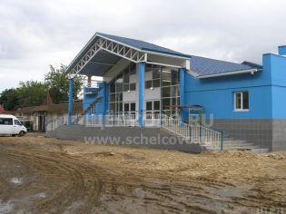 Адрес Щелково, ул. Первомайская, ж/дстанция «Воронок» - 1 сентября 2008 г.