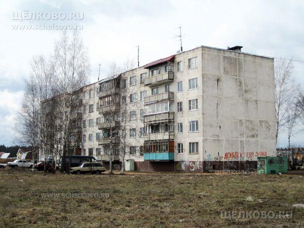 Фото деревня Огуднево, дом 8 - Щелково.ru