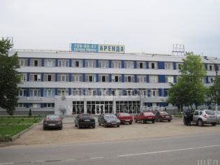 Щелково, улица Фабричная, 1