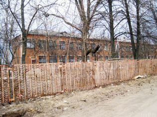 Адрес Огуднево (Щелковский р-н), Огуднево, школа - 18 апреля 2011 г.